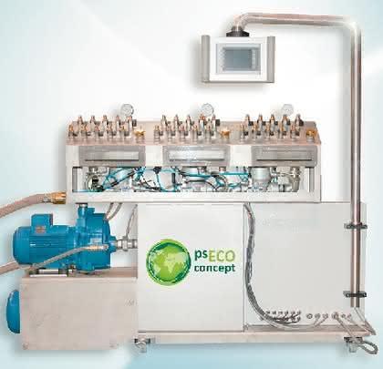 Plast-Szene: Energiesparen bei der Extrusion