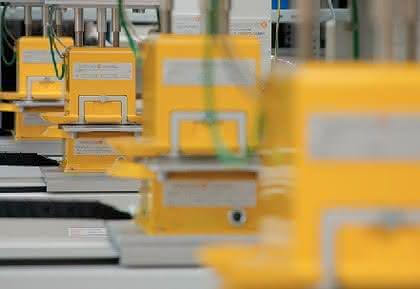 Produkte für die K-Industrie: Kunststoffe berührungslos messen