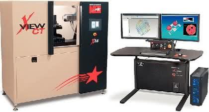 X25: Röntgen-CT für kleine und mittlere Objekte