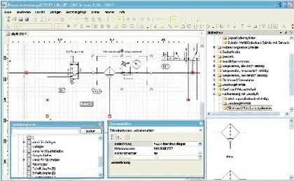 Planungssoftware: Intuitiv zu bedienen
