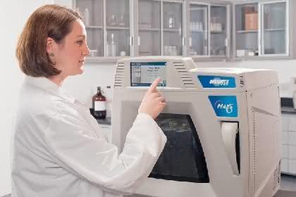 Analyseninstrumente: Mikrowellen-Laborsystem