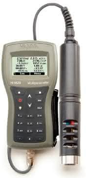 Multiparameter-Handmessgerät HI 9829: Multiparametermessgerät