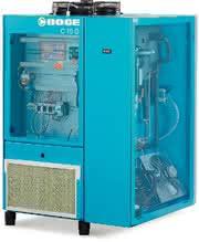 Schraubenkompressoren C-Reihe: Schraubenkompressoren: Gut aufgestellt