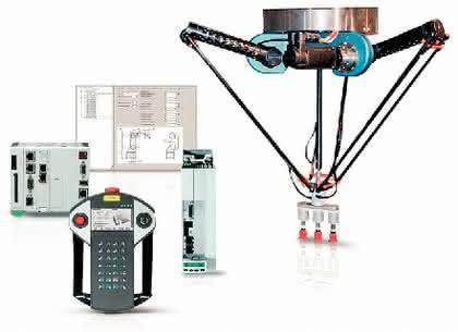 KeMotion IMM Handling: Roboter-Handling