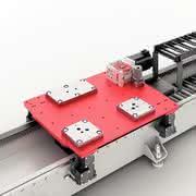 Trackmotion-Verfahrachse TMF: Trackmotion-Verfahrachse: Automatisch verfahren