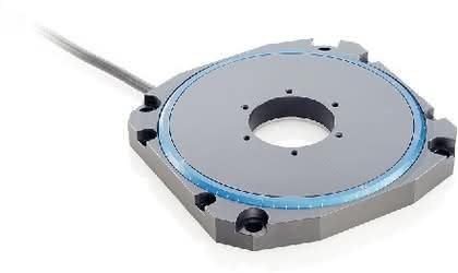 Präzisions-Rotationstisch M-660: Präzisions-Rotationstisch: Kleine Verstellung