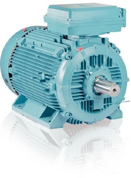 Antriebstechnik: IE4-Asynchronmotoren: Super Wirkungsgrad