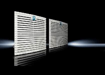 Antriebstechnik: Filterlüfter: Überwacht, gespart