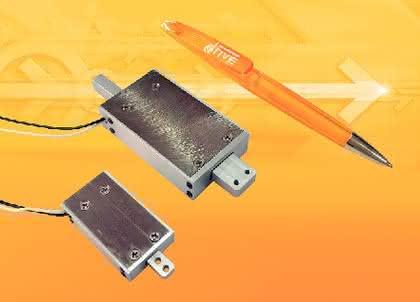 Linear-Aktuator: Für schnelle Pusher