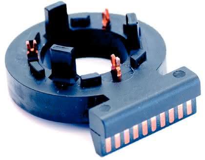 Duroplastumspritzung: Elektronik mediendicht umspritzen