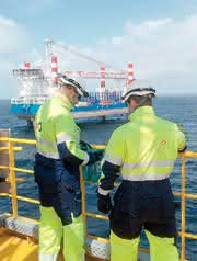 Offshore-Instandhaltung: Vertrag geschlossen