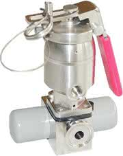 Entnahmeventil: Für sterile Prozesse