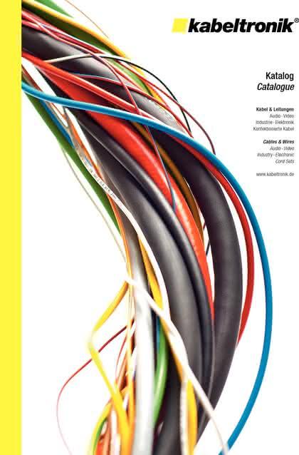 Katalog: kabeltronik® Arthur Volland GmbH
