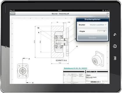 """Software: """"PDM-Funktionen müssen in der CAD-Oberfläche verfügbar sein"""""""
