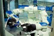 Dualarmroboter: Für mehr Ordnung