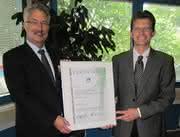 News: Axel Semrau: zertifiziert nach SCC