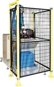 Schutzgitter: Gitter-Baukasten
