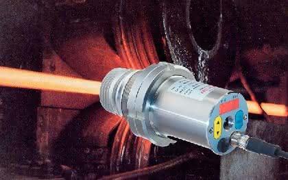 Pyrometer: Für schwingende Drähte