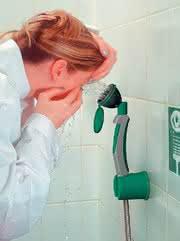 Arbeitsschutz: 100 % sterile Augenspülung