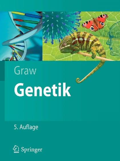 Life Sciences Innovations: Lehrbuch Genetik