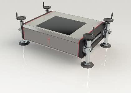 3D-Terahertz-Bildgebungssystem SynViewCompact: Terahertz-Technologie