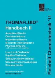 Handbuch THOMAFLUID-II: Kunststoffschläuche und -rohre