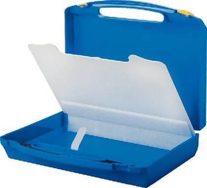 Koffer mit  Zwischenplatte: Koffer mit Zwischenplatte