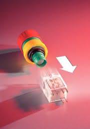 Sicherheits-Kontaktblöcke: Auch sichere Not-Aus-Ketten
