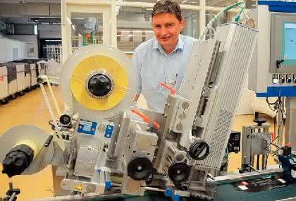 Kohlendioxid-Laser K-1000: Laser für Folie