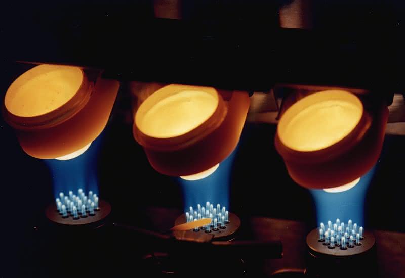 News: ACHEMA: Lochfraß bei Platintiegeln muss nicht sein