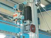 Automatisierung: Die Platten auf Position bringen
