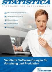 Katalog-Revue: Kataloganzeige StatSoft (Europe)
