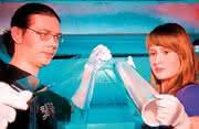 Folienätzen: Folien entspiegeln