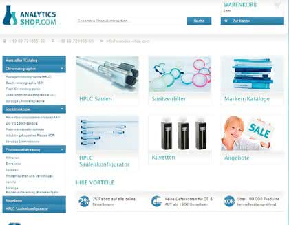 Chromatographie: Auswahlhilfe