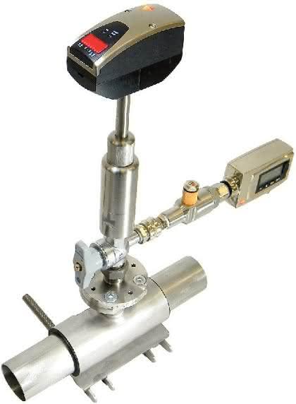 Druckluftzähler: Patentiertes Rückschlagschutzsystem