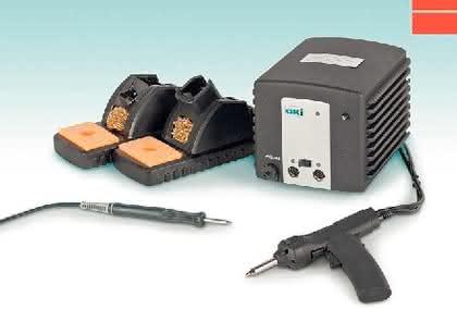 Löt-/Entlötstation: Werkzeug mit Heizung
