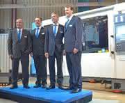 News: Weltpremiere bei Kraussmaffei: Spritzgießmaschinen der GX-Baureihe