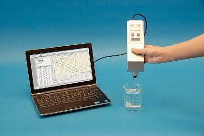 Blasendruck-Tensiometer BP50: Blasendruck-Tensiometer