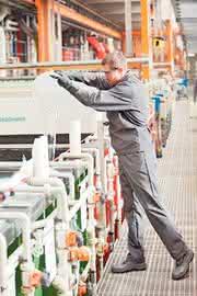 Chemikalienschutzkleidung: Schutztalent