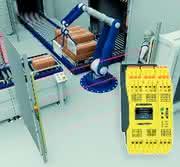 Industrieroboter: Sicherheit geht vor