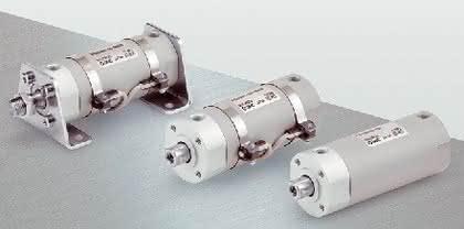 Druckluftzylinder Serie CG3: Gute Eigenschaften