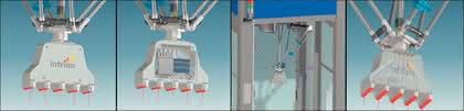 Greiferbau: Robotergreifer aus  Lasersinter-Werkstoff
