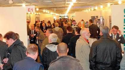 Messe: MSR-Spezialmesse im Rheinland