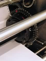 Antriebstechnik: Stanztechnologie meets Papierweiterverarbeitung