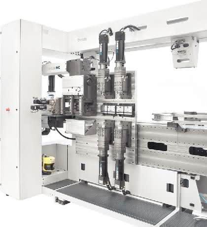 Montagetechnik: Mit neuem Rüttler