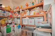 Umlaufregal: Hygiene im  Brötchenbunker
