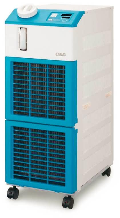 Thermo-Chiller-Serie HRS: Mit Luftkühlung