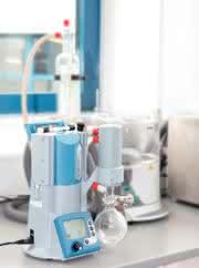 Chemiepumpstand PC 3001 VARIOpro: Verbessertes Saugvermögen