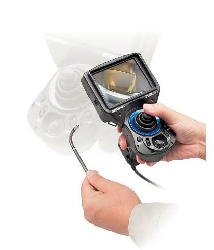 IPLEX UltraLite Videoskop: Für endoskopische Inspektionen