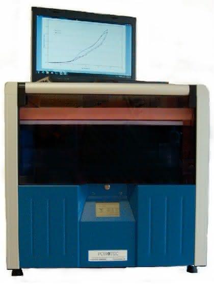DVS-System GraviSorp 120: Multisampler für 11 Proben